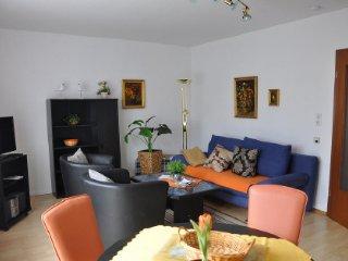Haus Gallileo, Ferienwohnung im EG mit Terrasse