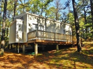 #318: Hilltop peace and seclusion amidst National Seashore; modern architecture!