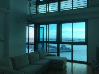 Waterfront Apartment in Gibraltar