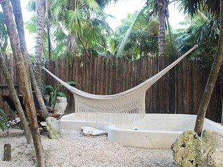 Beautiful Jungle Style Apt. in Tulum Hotel Zone