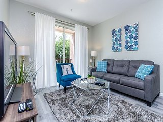 Relax in style in this beautiful two-bedroom, ground floor condo at Vista Cay