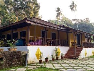 Little Siolim Portuguese Style Private Pool Villa