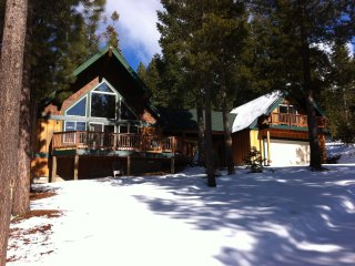 Beautiful 4bd/3bath Cabin near Crescent Lake, Odell Lake, Crater Lake