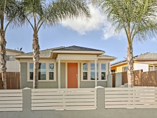 NEW! 3BR House w/ Deck in the Heart of San Diego!