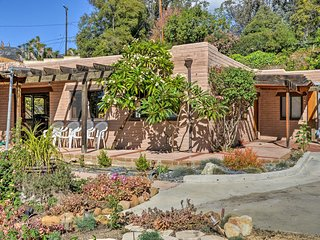 Montecito Adobe Home - Ridge & City Skyline View