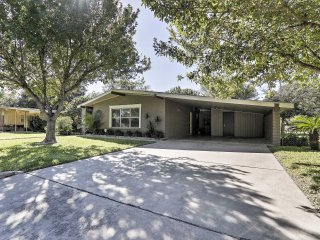 NEW! Charming 3BR McAllen House w/ Patio & Grill!