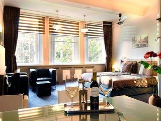 Luxueus appartement met uniek uitzicht op de Oudegracht
