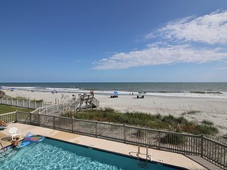 ALL-INCLUSIVE RATES Windswept 104 - Efficiency Condo w Share Pool and Oceanfront