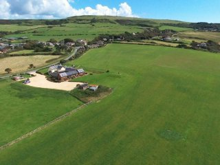 St Catherine's View, Chale Bay Farm located in Chale, Isle Of Wight