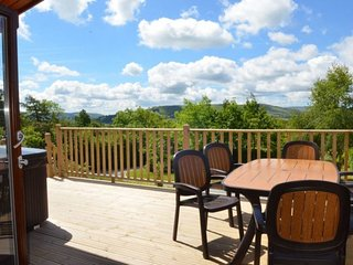 Merlin Lodge located in Rhayader,