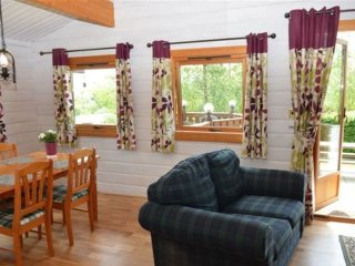 Tawny Owl Lodge located in Rhayader,