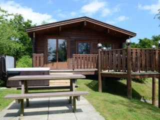 Eagle Owl Lodge located in Rhayader,