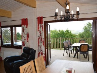Harrier Lodge located in Rhayader,
