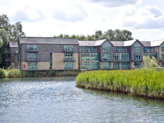 Cotswold Water Park Apartment 6 located in Cirencester, Gloucestershire