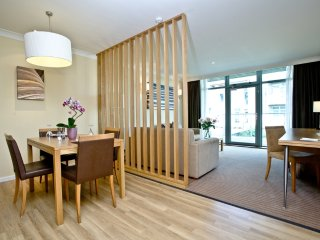 Cotswold Water Park Apartment 9 located in Cirencester, Gloucestershire