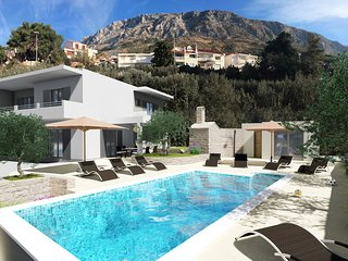 NEW! Villa Dasianda - 90 m from the beach, with private pool, 12 persons MAX