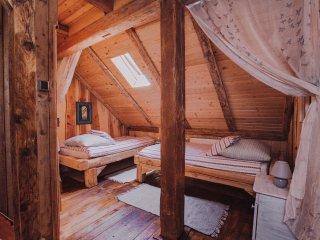 Ranch Dravinja - Duplex Room