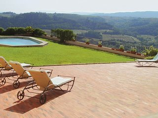 8 bedroom Villa in Bargino, Tuscany, Italy : ref 5226634