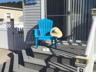 Corona Place cottage rental ocean city Maryland loacated in assateague pointe