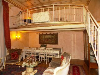 3 bedroom Apartment in Florence, Tuscany, Italy : ref 5226631