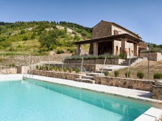 2 bedroom Villa in Volterra, Tuscany, Italy : ref 5226718
