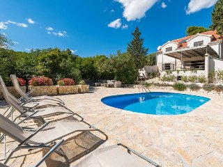 Luxury Villa Bol Oasis with pool at the promenade Zlatni Rat - Bol, Brac