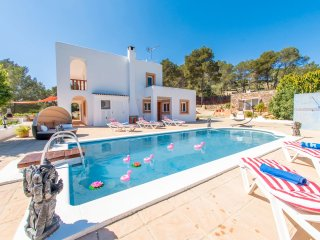 CASA DAMA  PRIVATE POOL 5 KM PORT IBIZA