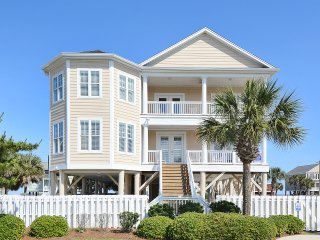 ALL-INCLUSIVE RATES! 1906 South Waccamaw - 2nd Row with Elevator