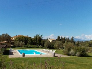8 bedroom Villa in La Muraiola, Tuscany, Italy : ref 5227160