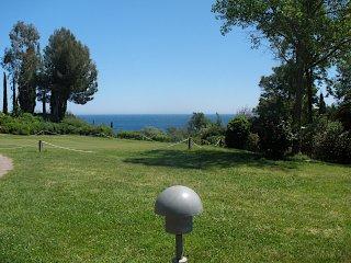 Villa Garrigue Appartement Rez de Jardin vue mer
