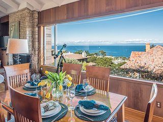 3372 Ocean View Sanctuary ~ Panoramic Ocean Views! Beautiful Interior Design