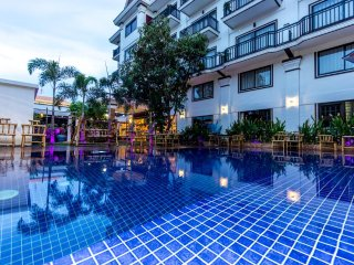 Neat Pearly Angkor Hotel Apartment is rated 4 - (Superior Queen 17)