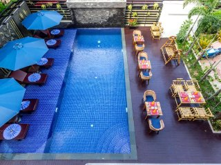 Neat Pearly Angkor Hotel Apartment is rated 4 - (Standard King 4)
