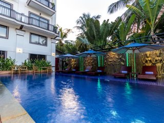 Neat Pearly Angkor Hotel Apartment is rated 4 - (Standard King 1)