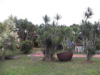 La Marmite Kreyol bungalow Topaze oriental