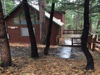 Inspiration Inn is a cozy chalet in Big Trees Village. Sleeps 8.