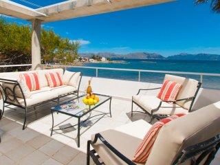 PERICAS 2 :) Bonita casa para 6 personas en Es Barcares, Alcudia y WiFi gratis