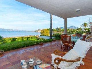 PERICAS :) Apacible casa para 8 personas en Es Barcares, Alcudia y WiFi gratis