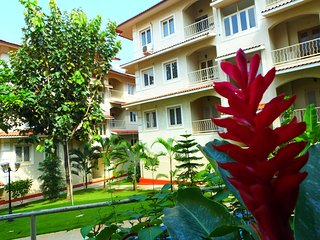 Hostie Red Ginger Apartment Suite, 1BR, Assagao/Siolim
