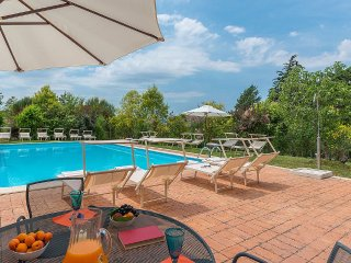 2 bedroom Villa in Campana, Tuscany, Italy : ref 5228410