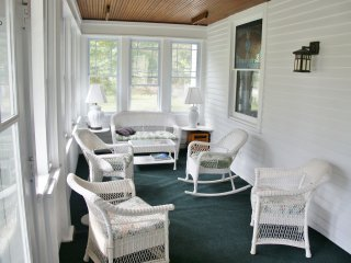 Four season front porch