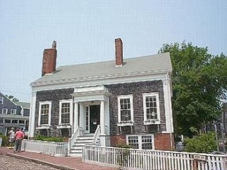 1 Ash Street(1846 House)