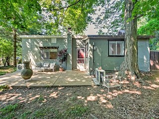 NEW! Cozy 1BR Wilmington Cottage - Peaceful Location!