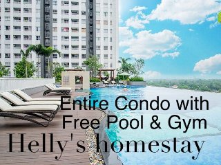 RETRO CONDO w FREE rooftop pool & gym in LEXINGTON Residence - An Phu- Dist 2