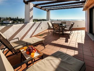 Stunning Penthouse on Marbella Golden Mile