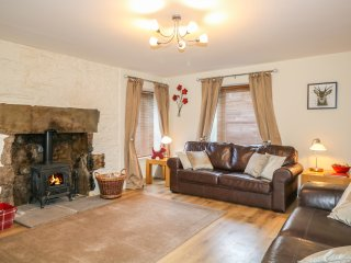 HONG KONG HOUSE, wood burner, enclosed garden, family friendly, in Tomintoul