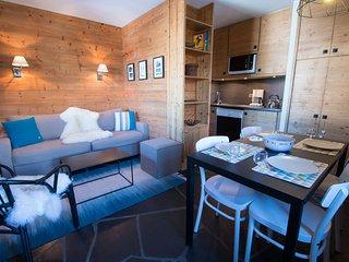 Moderne et confort // Appartement 3* Les Airelles 100m des pistes