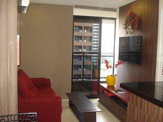 Apartamento na Beira Mar Landscape/Fortaleza
