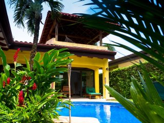 EcoVida Casa Famosa with Private Pool and Tower! Walk to the Beach!