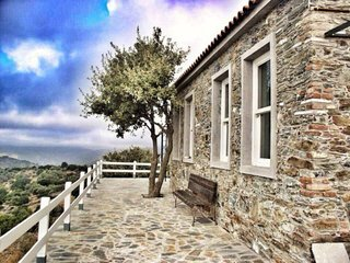 Guest House on Lesvos Horse Farm